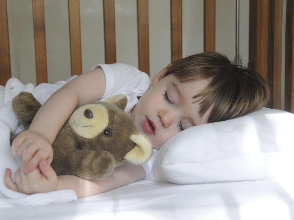 abituare i bambini a dormire nel loro lettino