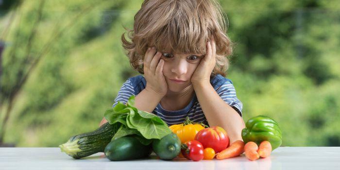 come proporre le verdure ai bambini
