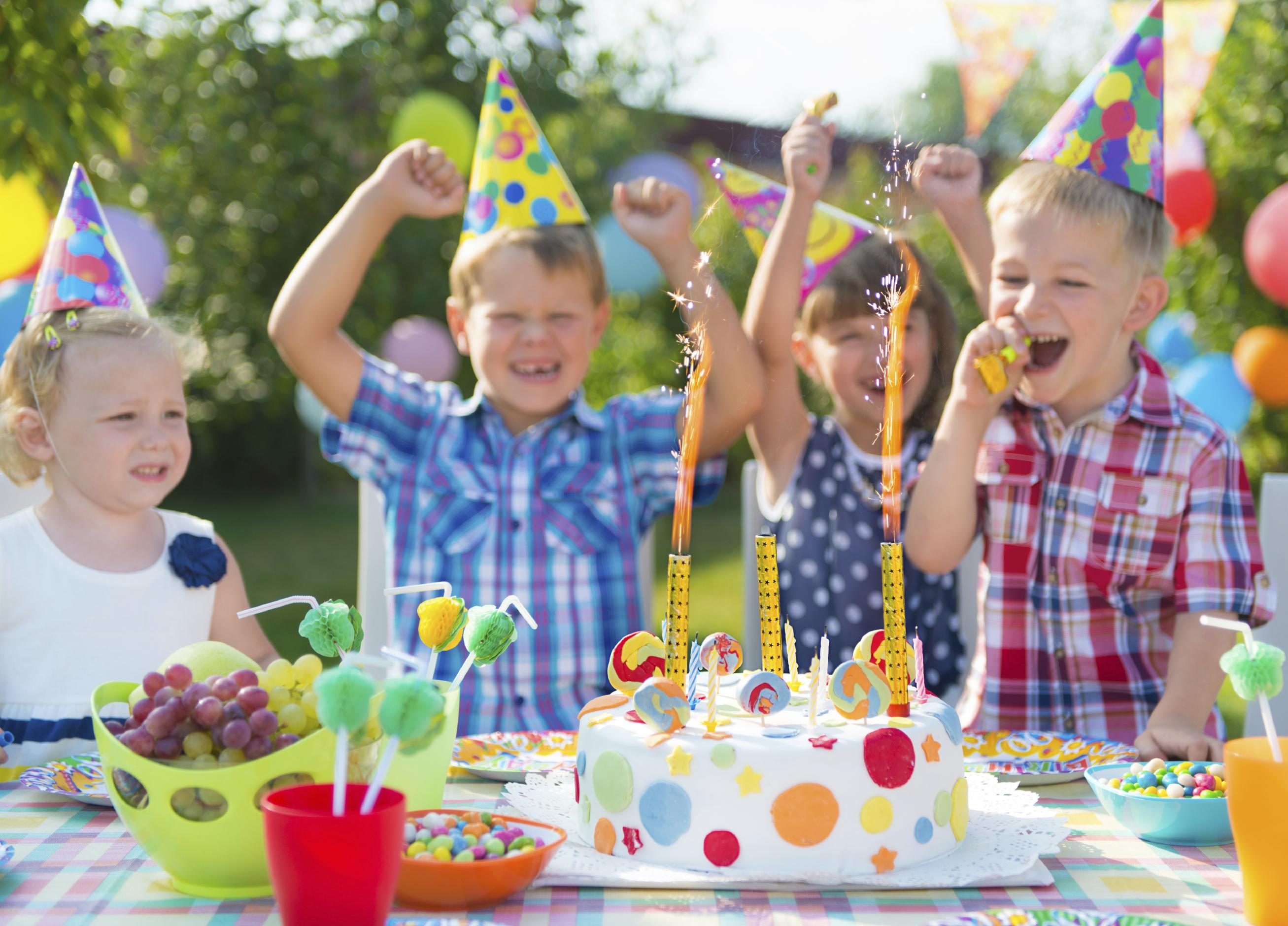 compleanno: organizzare una festa