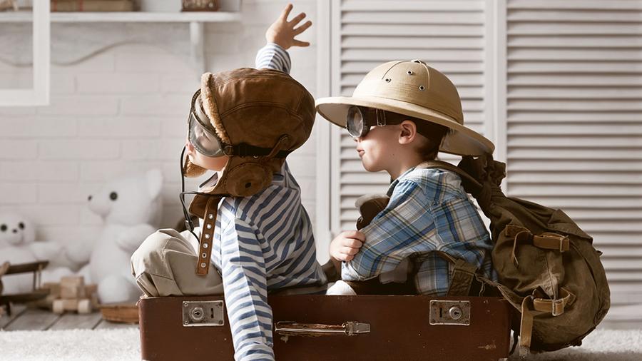 un viaggio lontano con i bambini è possibile