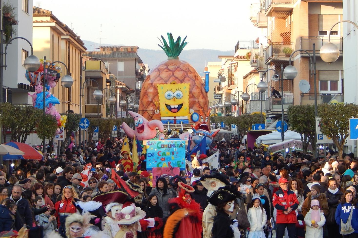 il carnevale una festa per cui i bambini devono essere preparati