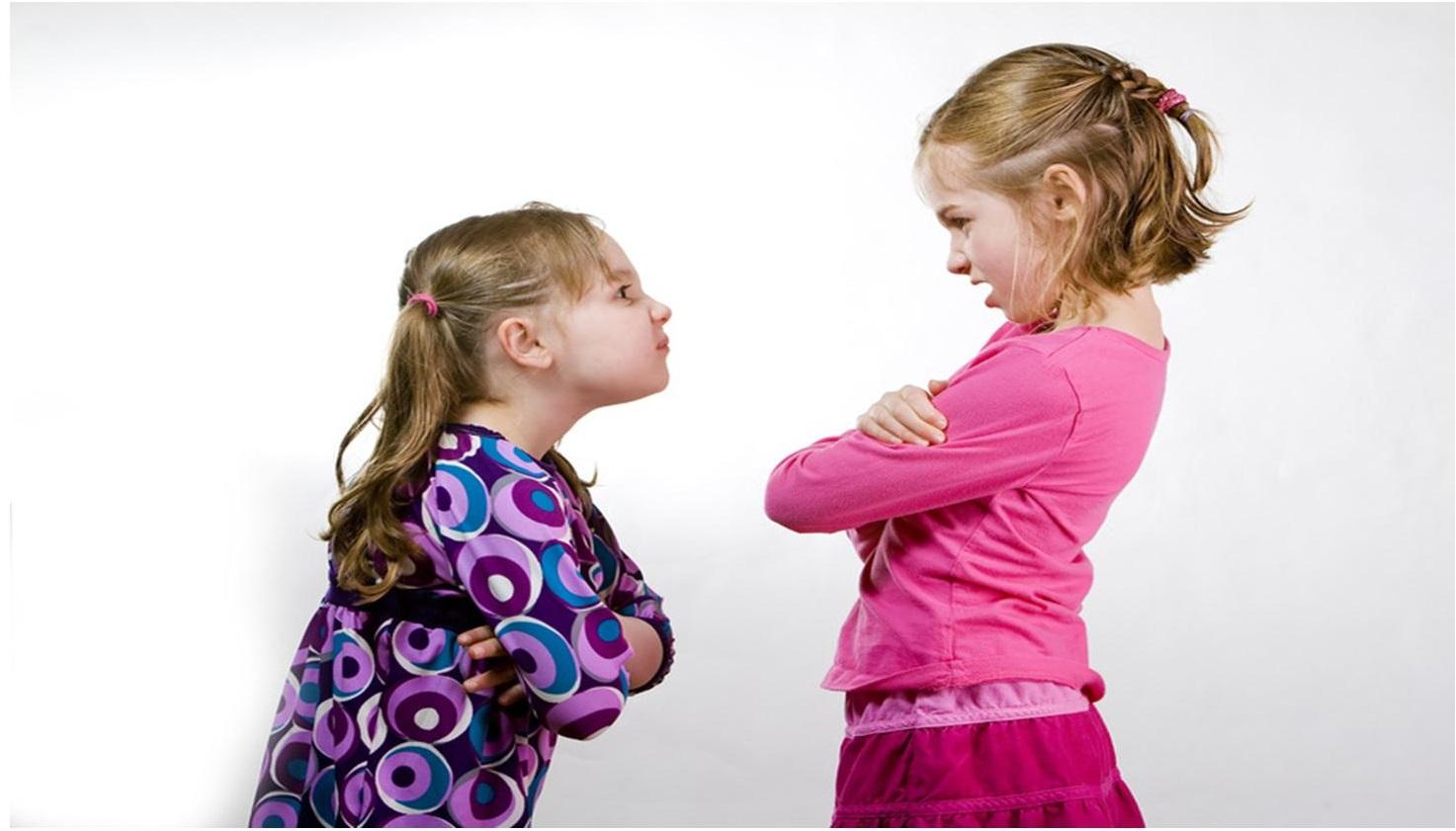 litigi tra sorelle