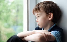 bambini che si lasciano scoraggiare facilmente