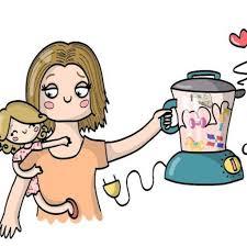 centrifugato di mamma blog