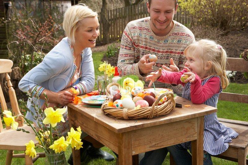 tempo di qualità con i bambini durante le vacanze pasquali