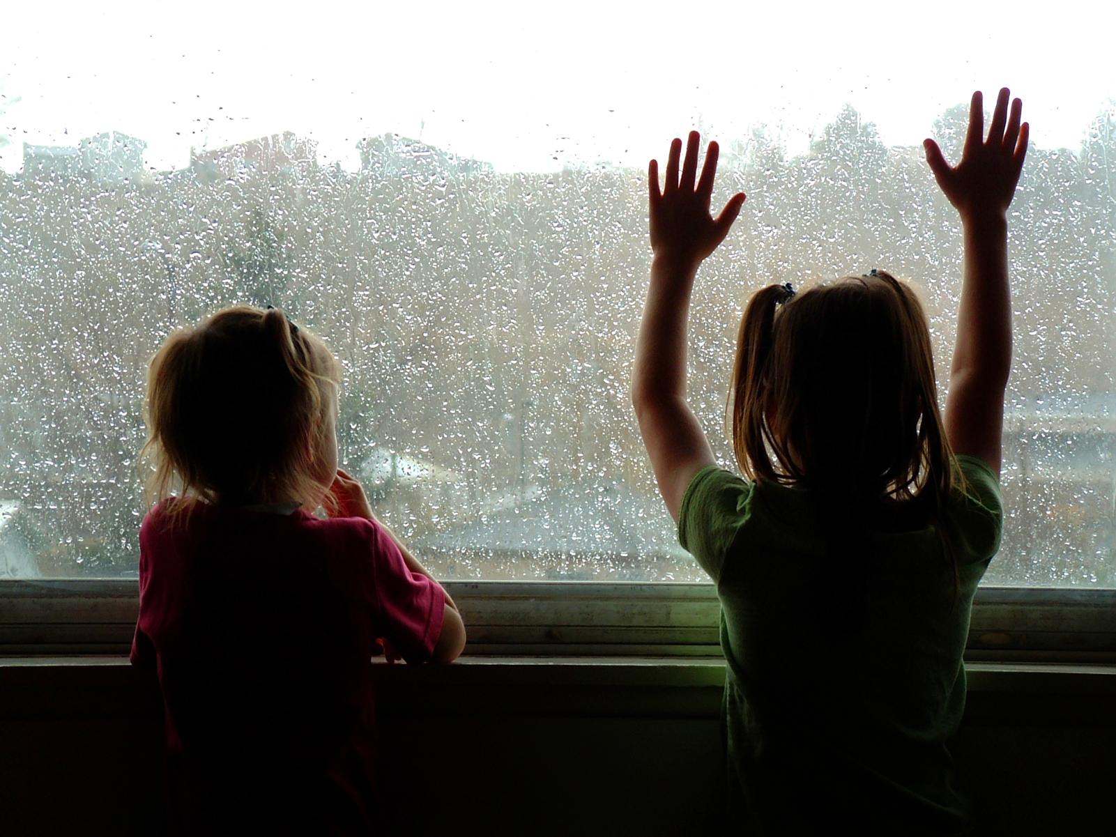 la pioggia fa prigionieri