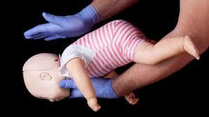 disostruzione pediatrica su neonati