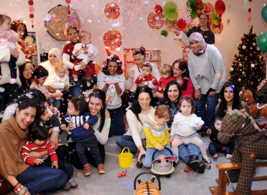 Scambio Auguri Di Natale.Festa Di Natale Scambio Di Auguri A Scuola Educandoli